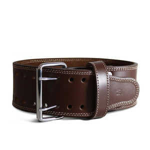 Belt 3D Nutrition Power Leather Belt [Brown]