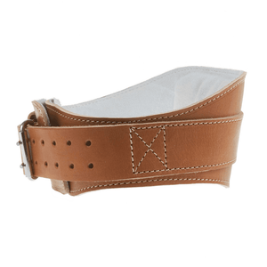 Belt Schiek Power Leather Contour Belt [Brown] - Chrome Supplements and Accessories