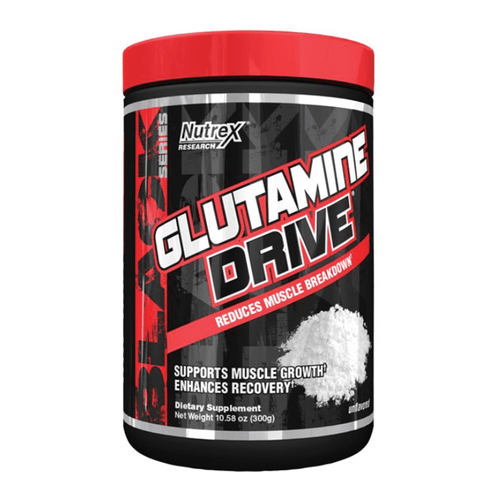 Glutamine Nutrex Glutamine Drive [300g] - Chrome Supplements and Accessories