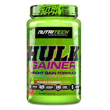 Load image into Gallery viewer, Mass Gainer Nutritech Hulk Gainer [1kg]