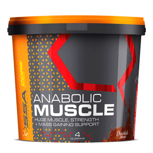 Mass Gainer SSA Anabolic Muscle Stack [4kg]