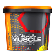Load image into Gallery viewer, Mass Gainer SSA Anabolic Muscle Stack [4kg]