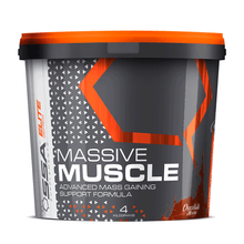Load image into Gallery viewer, Mass Gainer SSA Massive Muscle [4kg]