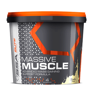 Mass Gainer SSA Massive Muscle [4kg]