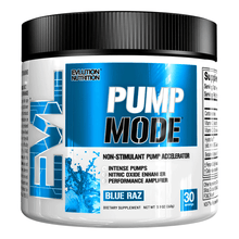 Load image into Gallery viewer, Nitric Oxide Booster EVLution Nutrition PumpMode [165g]