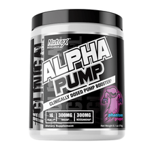 Load image into Gallery viewer, Nitric Oxide Booster Nutrex Alpha Pump [175g]