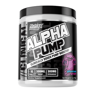 Nitric Oxide Booster Nutrex Alpha Pump [175g]