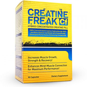 PharmaFreak Creatine Freak 90 Tabs