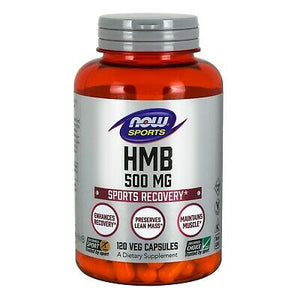 NOW Foods HMB 500mg [120 caps]