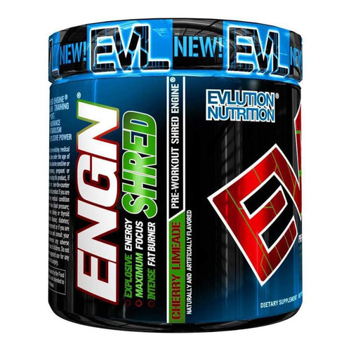 Stimulant Based Fat Burner EVLution Nutrition ENGN Shred [288G]