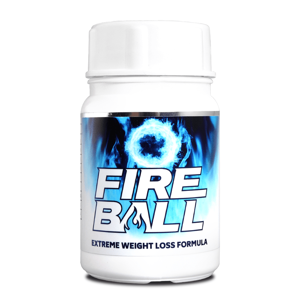 Stimulant Based Fat Burner Fire Ball [30 Caps]