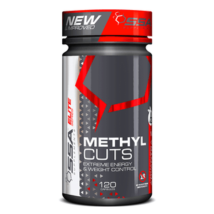 Stimulant Based Fat Burner SSA Methyl Cuts [120 Caps]