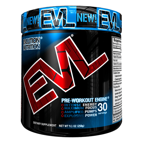 Stimulant Based Pre-Workout EVLution Nutrition ENGN [240g]