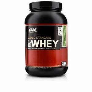 Optimum Nutrition Gold Standard 100% Whey [900g]