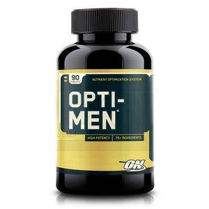 Vitamins & Minerals Optimum Nutrition Opti-Men [90 Tabs] - Chrome Supplements and Accessories