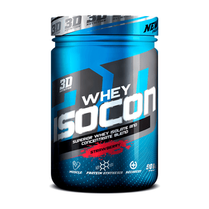 Whey Blend 3D Nutrition Whey Isocon [908g] - NEW - Chrome Supplements and Accessories