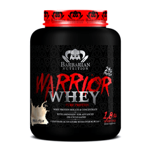 Load image into Gallery viewer, Whey Blend Barbarian Nutrition Warrior Whey [1.8kg]
