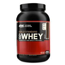 Load image into Gallery viewer, Whey Blend Optimum Nutrition Gold Standard 100% Whey [900g]