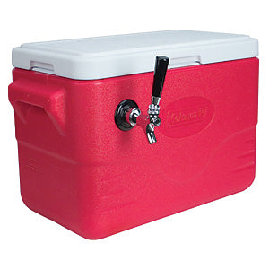 1522 28 Qt. Red 1 product, 70' Coil Box - 1522