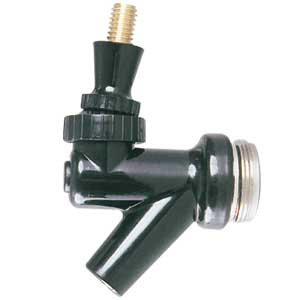 4044 Wine Faucet with Brass lever - 4044