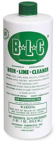 BLC case of 12 32 Oz. - Beer line Cleaner