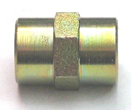 High Pressure Coupling 1/4 to 1/4 NPT - 5053