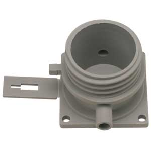 Universal Back Plate for Stationary Cleaning Socket - 5178