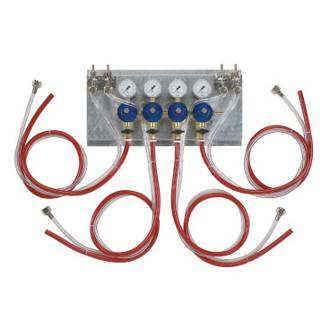 6338 Installation Ready Secondary Regulator Panel - 6338