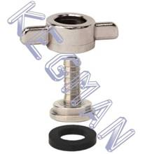 8118 Deluxe Beer Side Hose Coupling Hardware - 8118