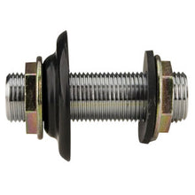 Wall Coupling 3/8 Stainless Steel