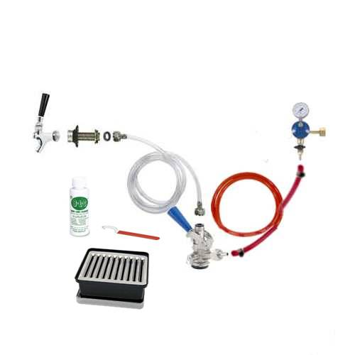 9811 Standard Refrigerator Conversion Kit without 5# Cylinder - 9811