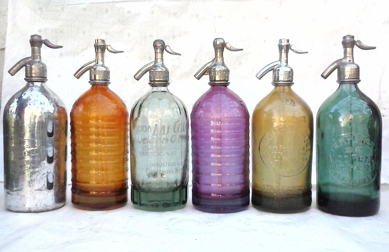 Vintage Seltzer Collection #3