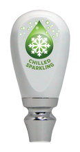 Chilled Sparkling Seltzer Tap Handle