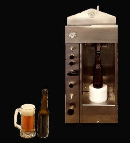 Beer and Soda Bottle Filling Station