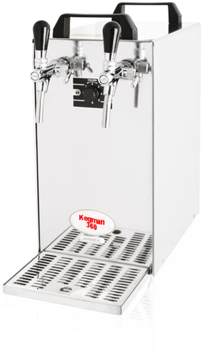 Kegman 360 PLUS  DUAL Beer Chiller