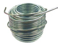 100' coil 3/8 no fittings SS 8473