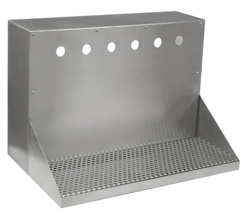 Wall Mount Box Stainless Dispenser