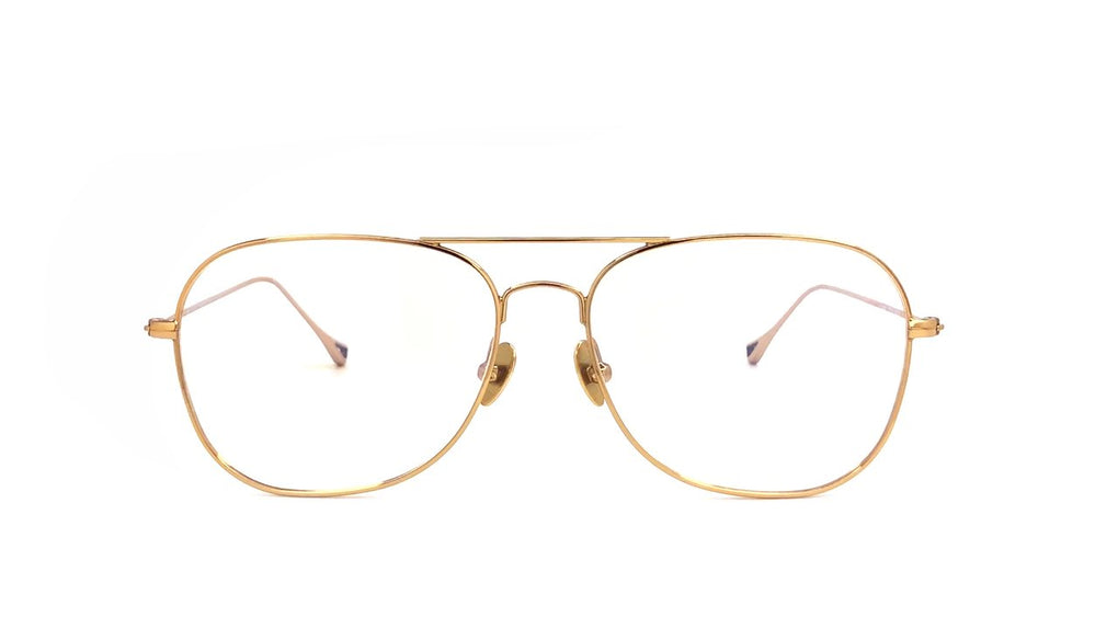 metal frame glasses