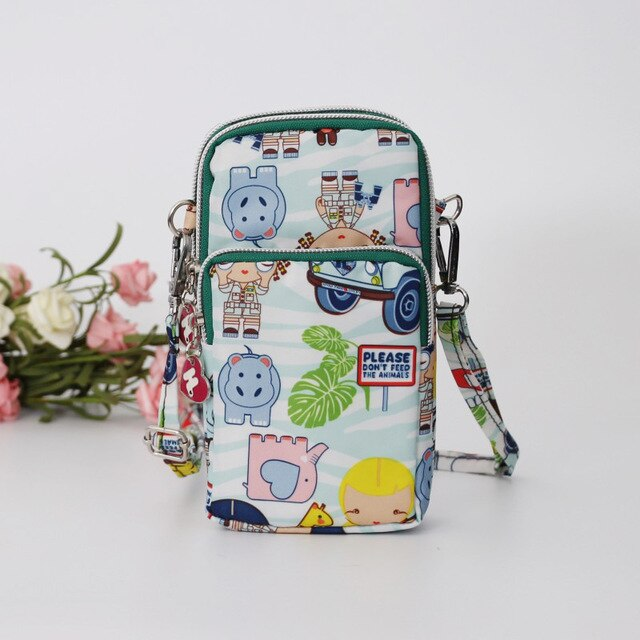 Special Pattern Phone Bag