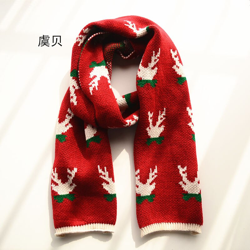 Red deer scarf