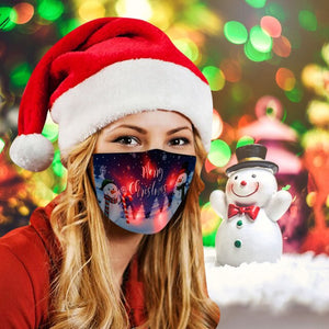 Open image in slideshow, LED christmas mask