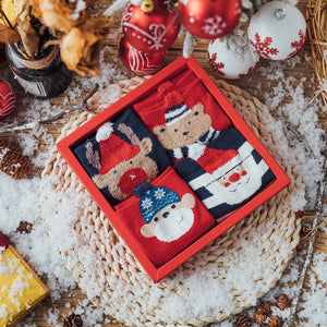 Open image in slideshow, Christmas socks packages