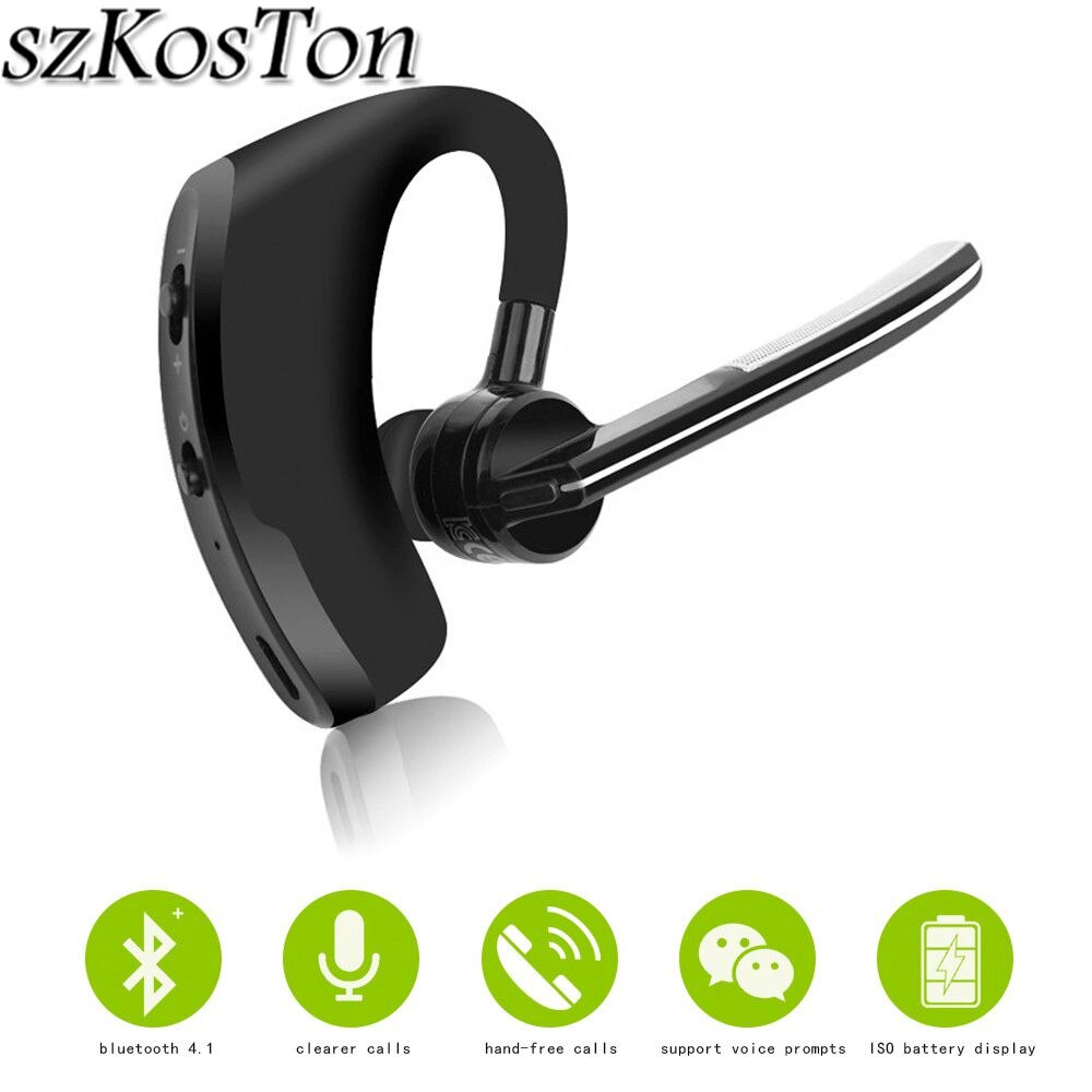 Bluetooth Noise Canceling Sports Headset
