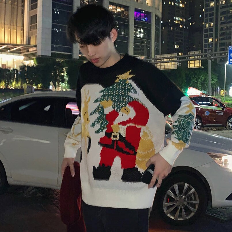 New fashion winter christmas sweater