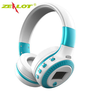 Open image in slideshow, ZEALOT B19 Wireless Headphones