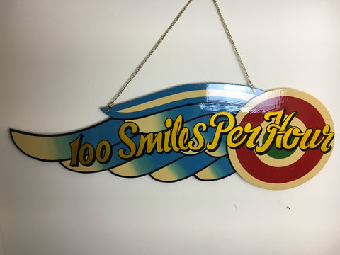 LHD '100 Smiles Per Hour'