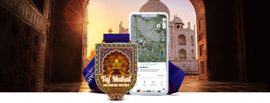 Taj Mahal Virtual Challenge