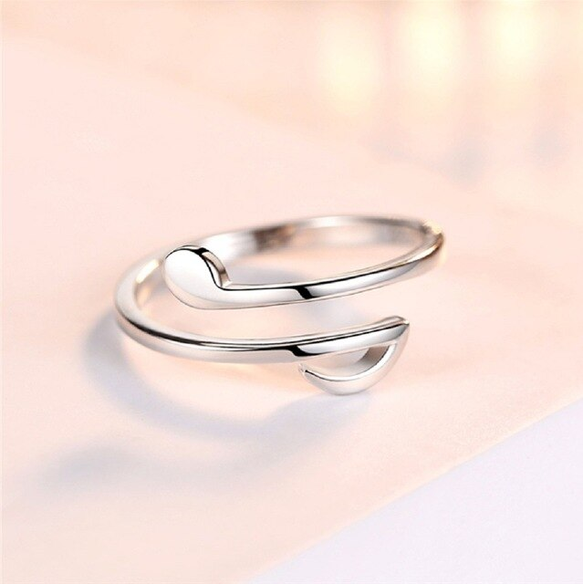 Musical Notes Ring (5965721665716)