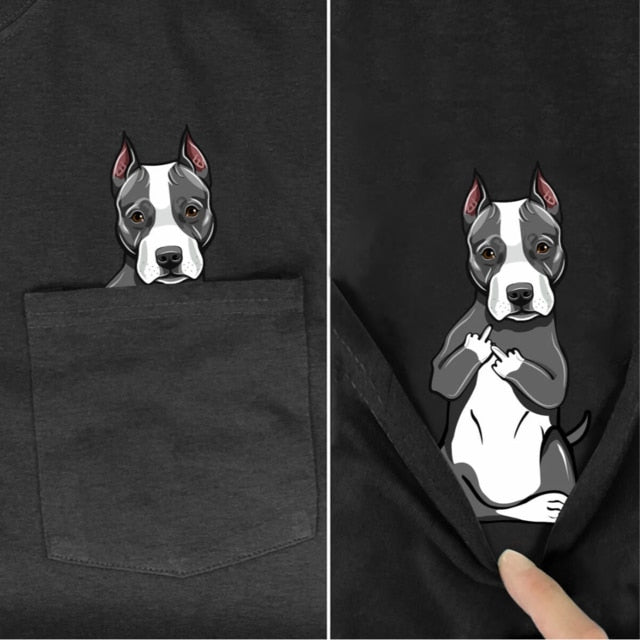 cute and lovely pitbull shirt (5923360243892)