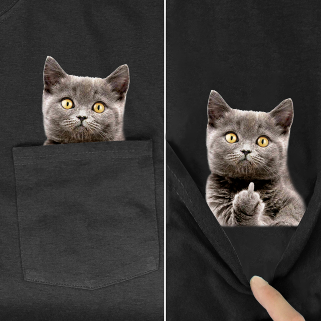 Cat shirt cat lovers